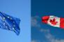 «Ottawa a calculé que, depuis son tout premier accord avec les Etats-Unis, entré en vigueur en 1989, il avait plus de profits à engranger que de pertes à attendre» (Photo: le CETA est un accord commercial conclu entre l'Union européenne et le Canada).