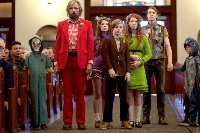 « Captain Fantastic », film américain de Matt Ross