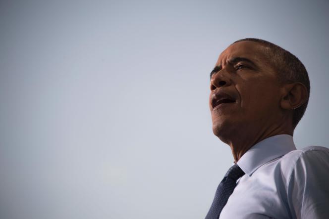Le président américain, Barack Obama, le 11 octobre.