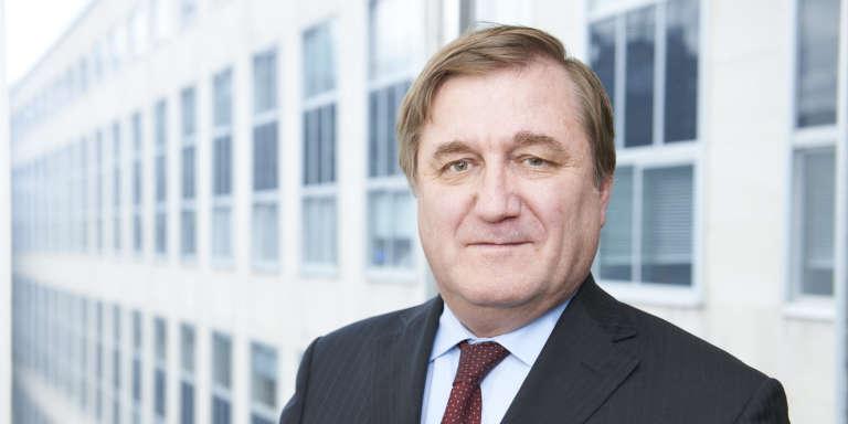 Laurent Batsch, directeur de Paris-Dauphine, en 2016.