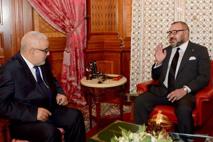 Le 10 octobre 2016, le roi du Maroc Mohammed VI a nommé pour la seconde fois Abdelilah Benkirane premier minstre à l'issue des législatives du 7 ocotbre qui ont vu la victoire des islamistes du Parti justice et développement (PJD).