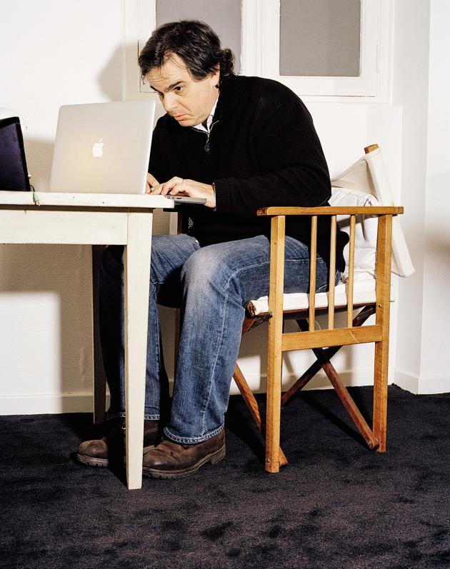 Alexandre Jardin, en décembre 2013.