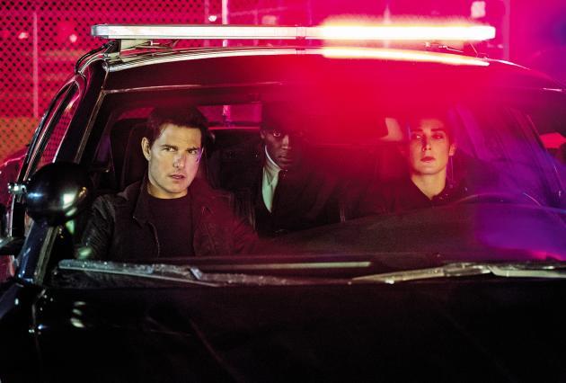 Dans «Jack Reacher : Never Go Back», Tom Cruise incarne un héros aussi musclé qu'asexué.
