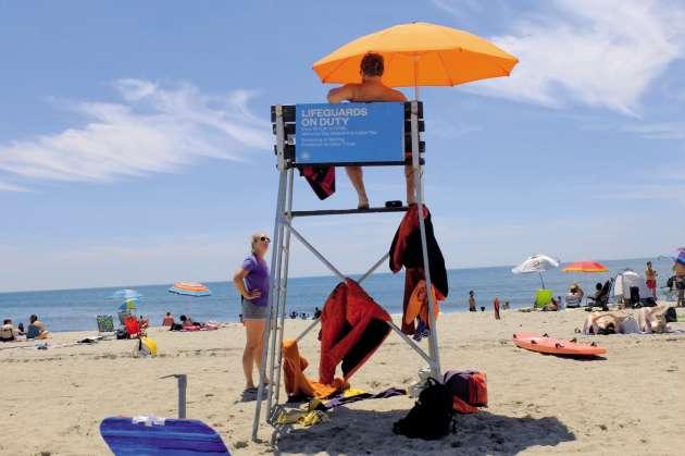 Les plages de Rockaway ont accueilli plus de 7 millions de visiteurs cet été.