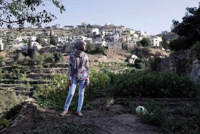 Inscrit au Patrimoine mondial de l'Unesco depuis 2014, Battir aspire aujourd'hui à faire fructifier ses atouts touristiques, comme son écomusée (ici, sa directrice).