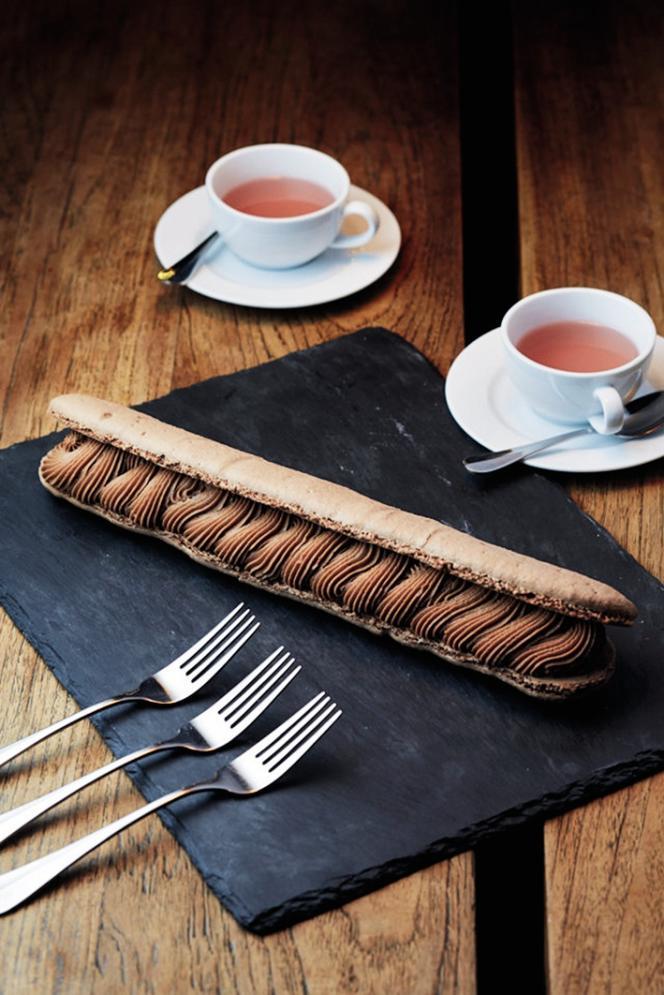 Le Paris-Brest, undes «Big desserts» au menu du Mama Shelter, à Paris.