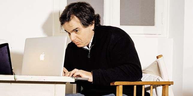 Alexandre jardin d crivain candidat la pr sidentielle for Alexandre jardin ecrivain