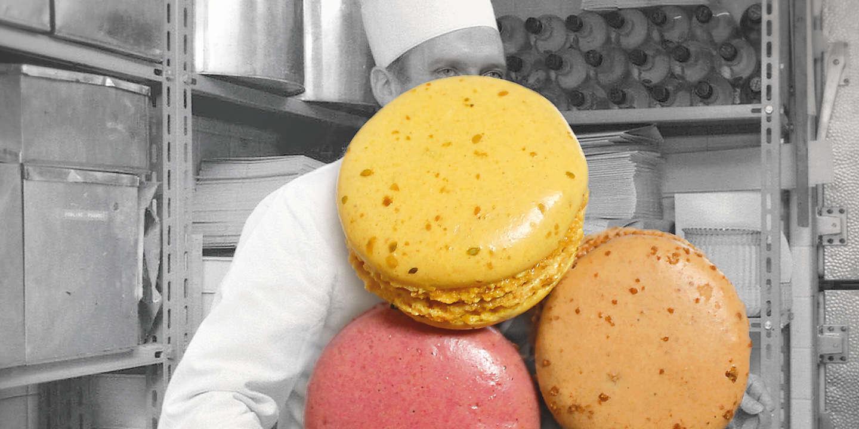 macarons laduree version anglaise