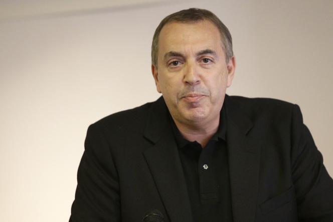 Jean-Marc Morandini le 19 juillet à Paris.