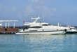 Le «Finifenma», le yacht du président Abdulla Yameen, est amarré à Male, aux Maldives, le 29 septembre 2015.
