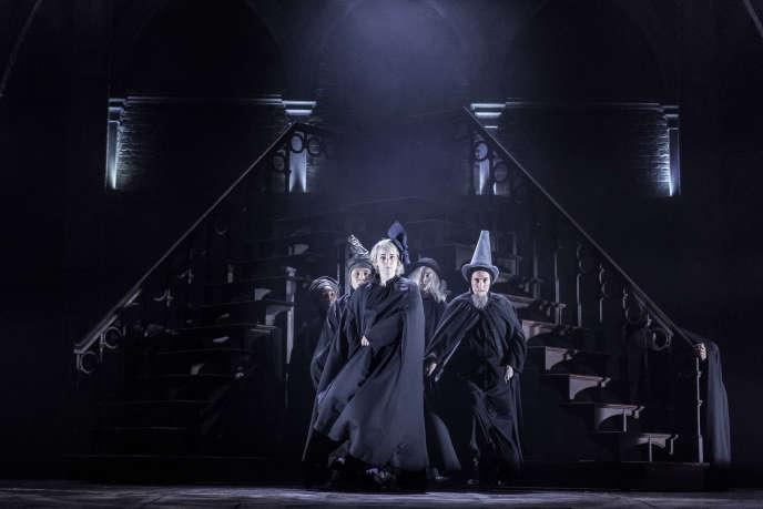 La pièce« Harry Potter et l'enfant maudit» au Palace Theatre de Londres.