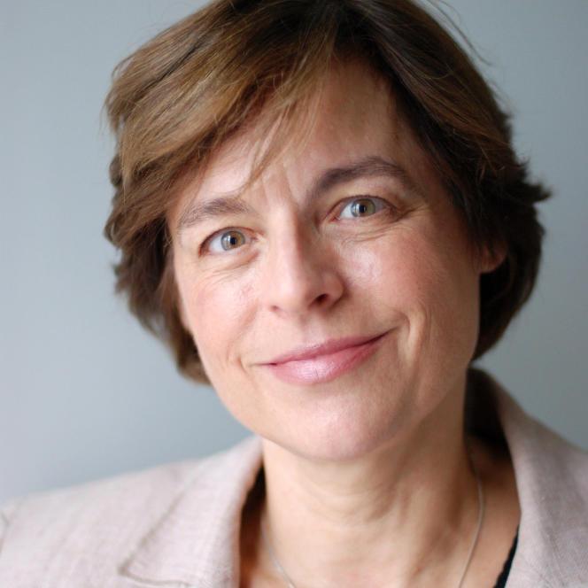 Marie Mendras, politologue francaise, en 2008.