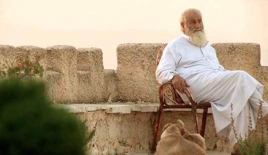 Bassam dans «Au nom du père, du fils et du djihad», de Stéphane Malterre.