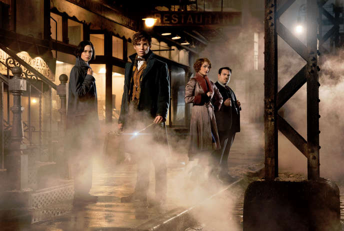 Le premier film de la saga «Les Animaux fantastiques» sort le 16 novembre en France.