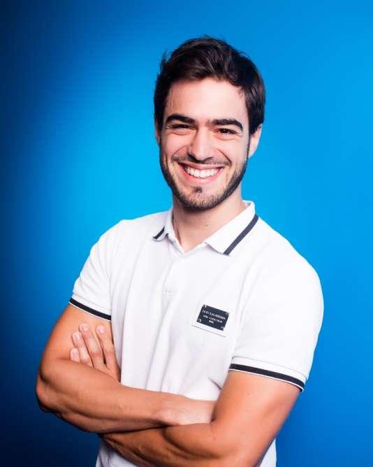 Sylvain Kalache, 27 ans, diplômé de Sup Info et ancoen de LinkedIn, fondateur de la Holberton School