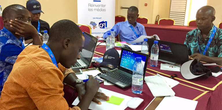Les ateliers Afrique Innovation à Dakar, début octobre 2016