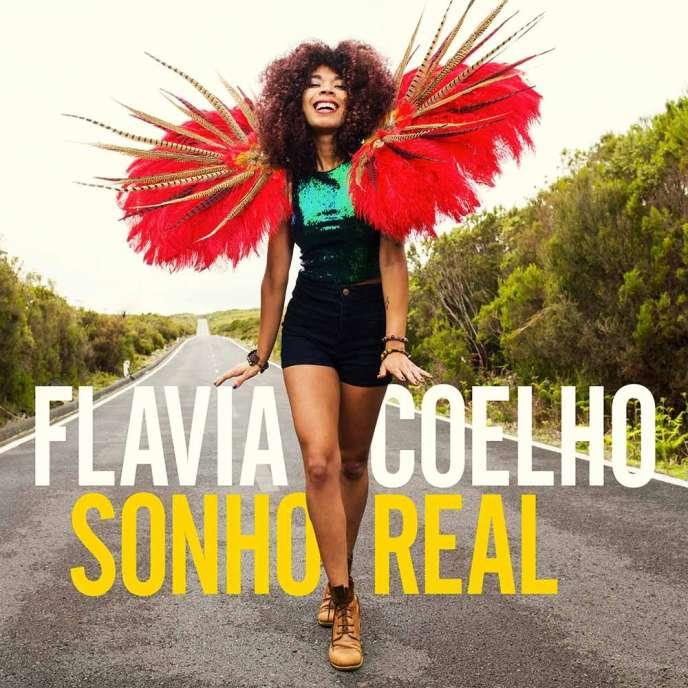 Pochette de l'album de Flavia Coelho,« Sonho Real».