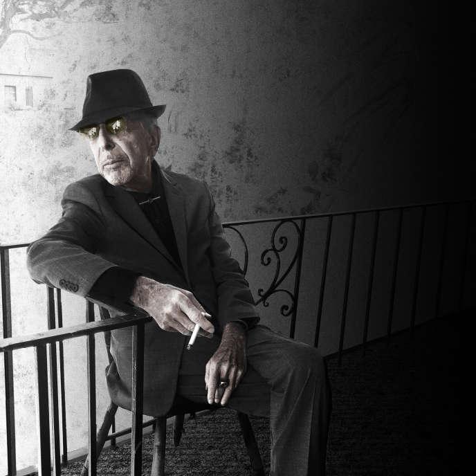 Leonard Cohen en 2016.