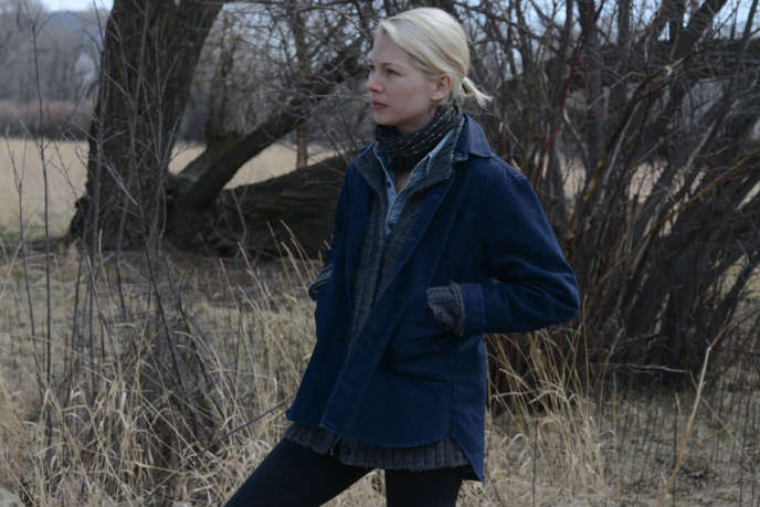 Michelle Williams dans le film américain de Kelly Reichardt, « Certain Women ».