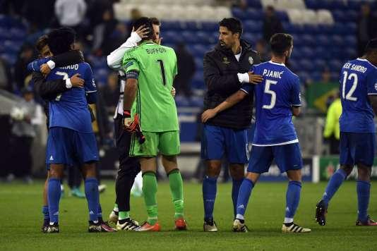 La Juventus Turin a réussi à l'emporter sur le terrain de Lyon 1-0, mardi 18 octobre lors de la 3e journée de Ligue des champions.