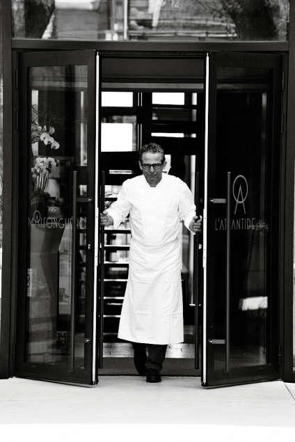 Jean-Yves Guého propose une cuisine précise et originale, qui gagnerait à être parfois un peu plus simple.