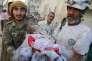 «La communauté internationale a payé son inaction au prix fort : une crise mondiale des réfugiés ; une menace terroriste croissante ; la fin du processus politique ; la mort de centaines de milliers de civils». (Photo prise dans le quartierQatarij d'Alep, tenu par l'opposition au régime de Bachar Al-Assad, le lundi 17 octobre).