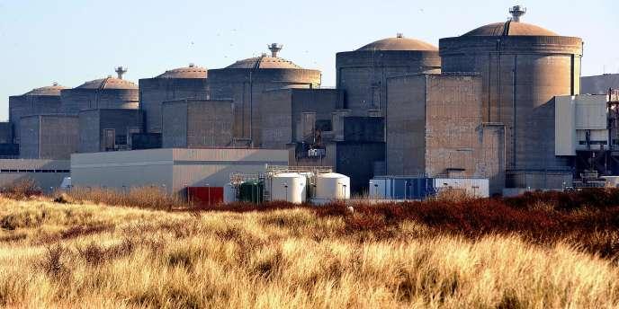 L'un des réacteurs de la centrale nucléaire de Gravelines (Nord), ici en mars 2014, sera arrêté pour révision au même titre que les réacteursde Civaux 1 (Vienne), de Fessenheim 1 (Haut-Rhin) et du Tricastin 2 et 4 (Drôme).