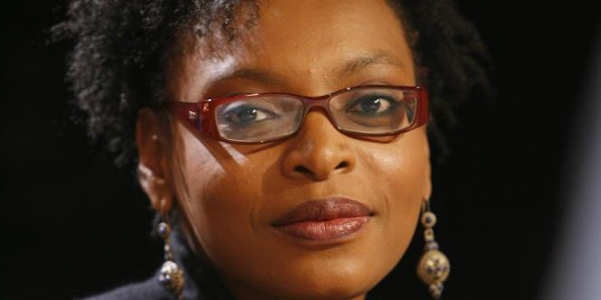 La Franco-Camerounaise Léonora Miano.
