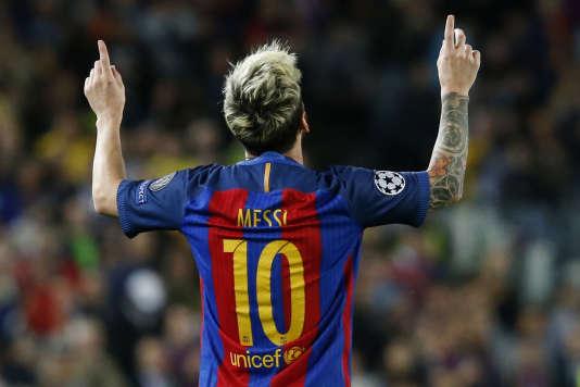 Lionel Messi le 19 octobre.