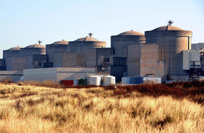 Les réacteurs nucléaires de la centrale de Gravelines (Nord), le 5 mars 2014.