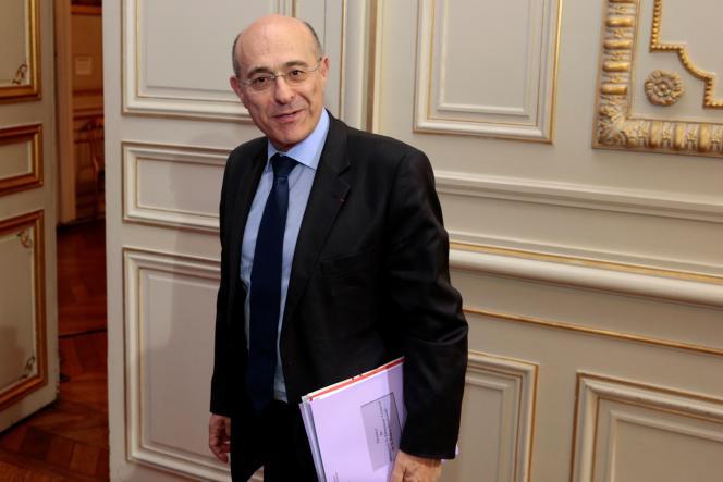 Jean-Marc Falcone doit remettre des propositions la semaine prochaine à Bernard Cazeneuve.