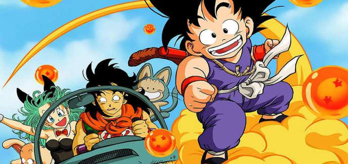 Goku, l'enfant-singe, héros de «Dragon Ball».