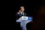 Meeting de Nicolas Sarkozy au Zénith de Paris, le 9 octobre.