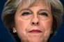 Theresa May, premier ministre du Royaume-Uni, lors du congrès du parti conservateur, à Birmingham, le 2 octobre.