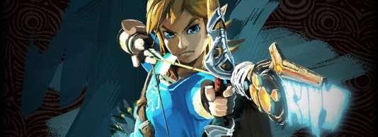 Link, dans «Zelda Breath of the Wild».