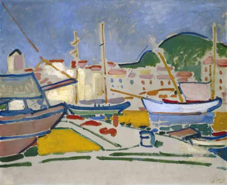 La commissaire de l'exposition, Anne Baldassari, a choisi de mêler approche thématique –portraits, paysages et natures mortes –et monographique –Picasso, Matisse et Gauguin.