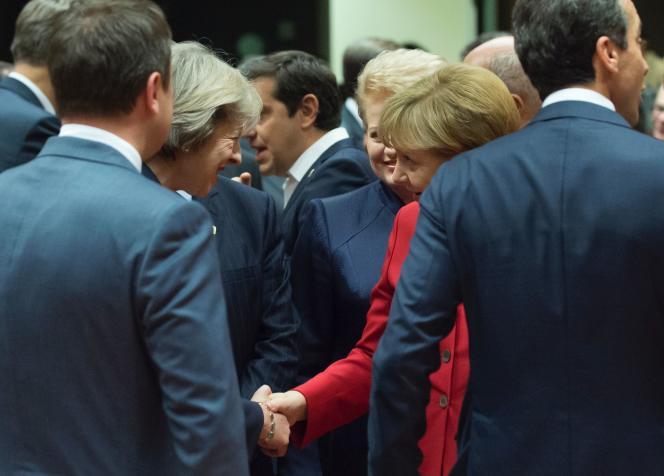 A Bruxelles, le 20 octobre.