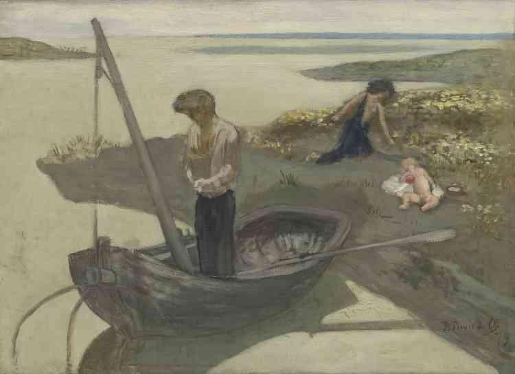 L'homme d'affaires a eu très tôt le souci de faire découvrir sa collection au plus grand nombre : ces œuvres –visibles de son vivant –vont exercer une influence considérable sur les jeunes artistes russes de l'époque.