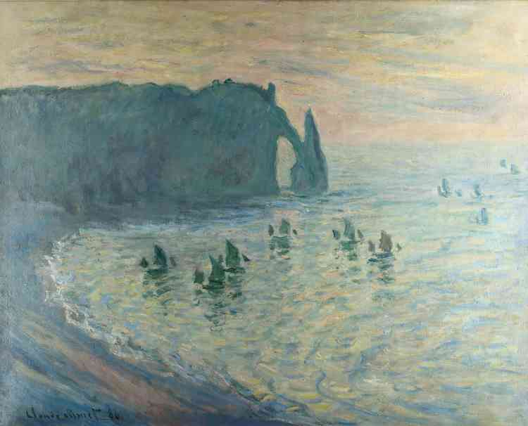 Le collectionneur et mécène s'intéresse d'abord aux impressionnistes, dont Claude Monet, à partir de 1898 : la collection ne compte pas moins de treize œuvres.