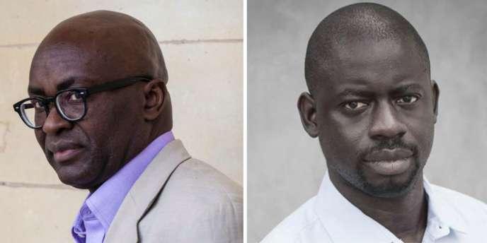 Achille Mbembe et Felwine Sarr.