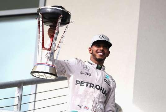 Lewis Hamilton reste maître à Austin.