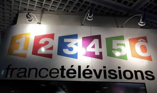 Les différents logos des chaînes de France Télévisions.