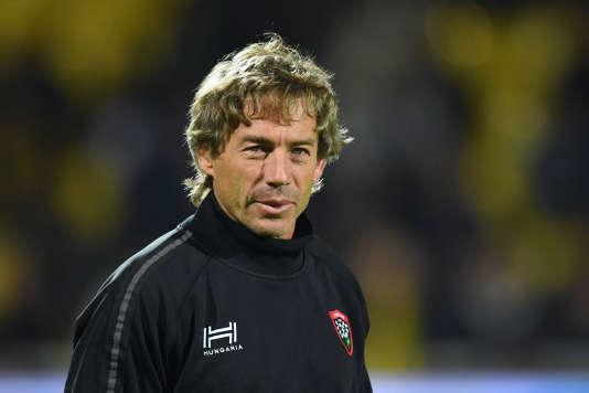 Diego Dominguez a été démis de ses fonctions de manager général du RC Toulon.