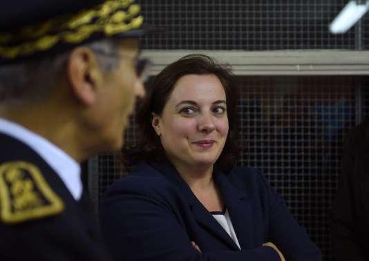 Emmanuelle Cosse, ministre du logement, le 24 octobre.