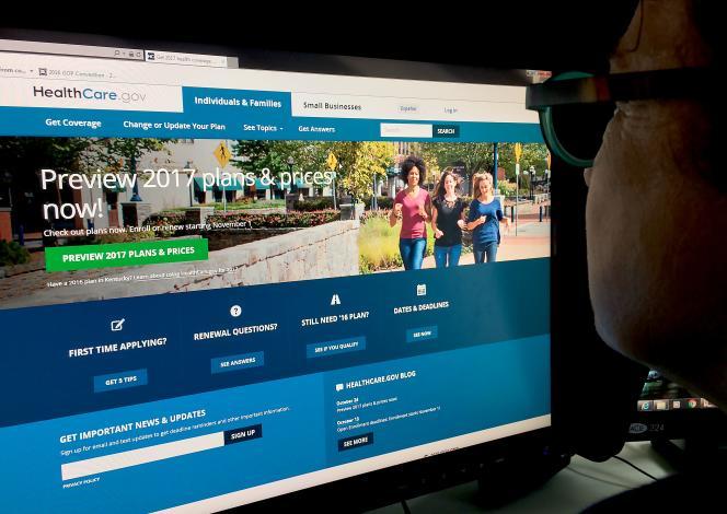 Consultation du site Health Care, le 24 octobre.