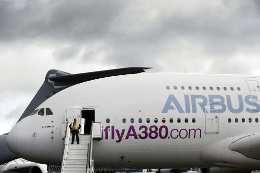 L'A380 peine à se transformer en succès commercial.