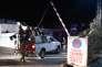 Quetta (Pakistan), le 24 octobre 2016, aprèsl'attaque, revendiquée par l'EI, contre l'école de police.