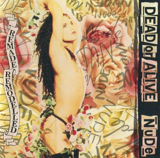 Pochette de l'album de Dead or Alive, «Nude».