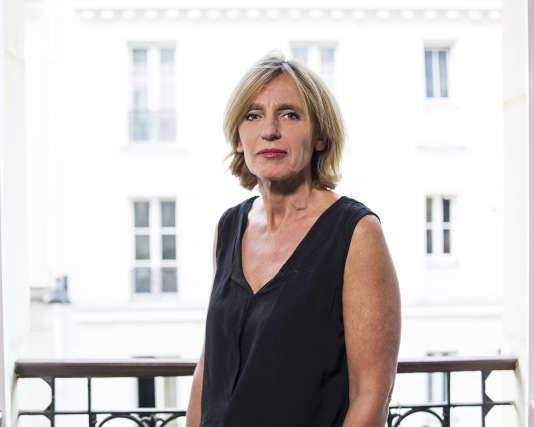Agnès Chauveau.