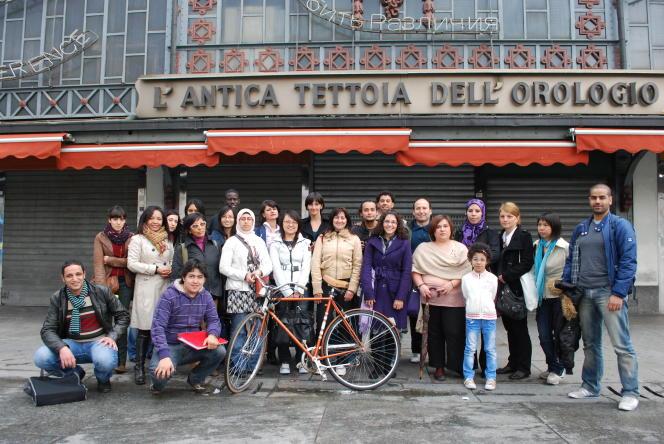 Les« passeurs de culture» font visiter Turin autrement.